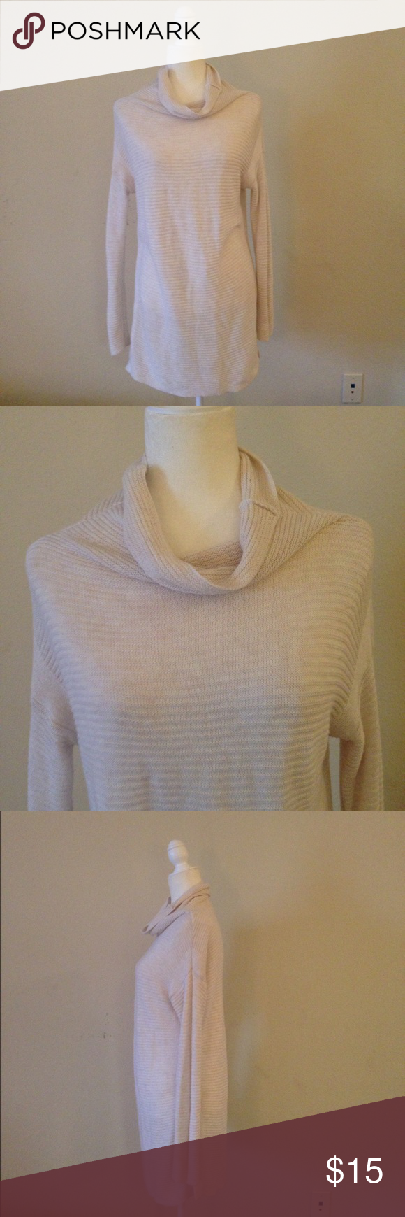 Old Navy Comfy Cowl Neck Sweater Tunic | Cowl neck, Tunics and Minimal