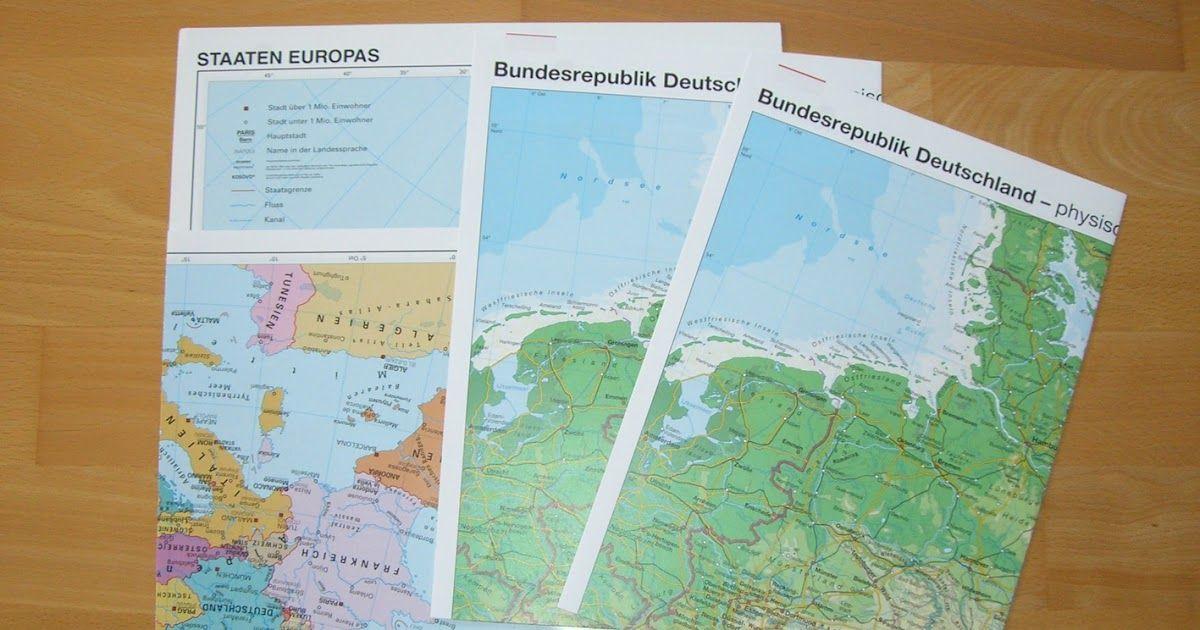 Kostenlos Deutschland Europa Und Weltkarte