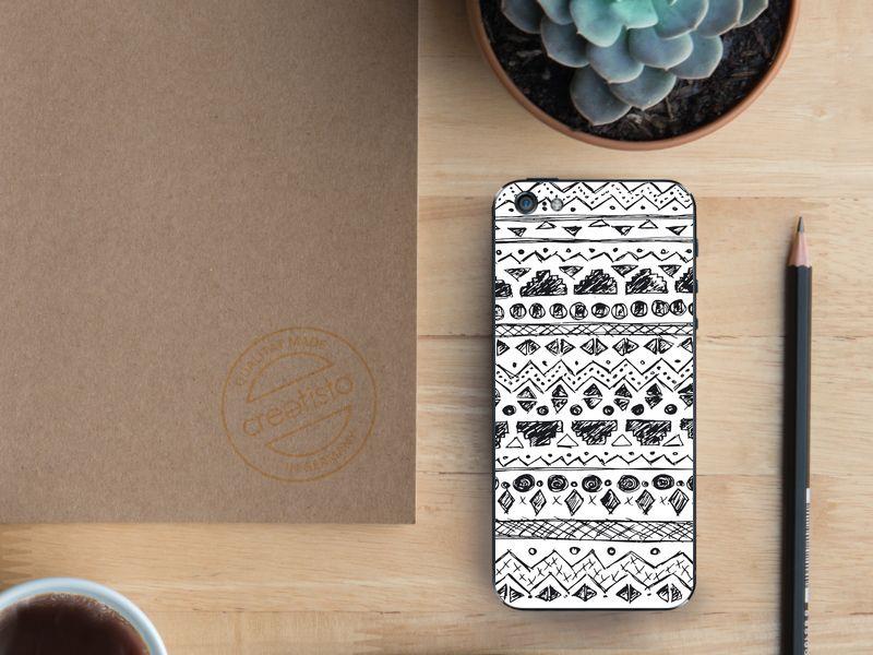 """Das #EasyCover """"Ethno Art"""" für dein #Handy #Handyfolie #Designfolie #Ethno"""