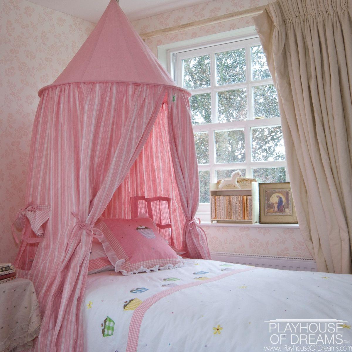 Win Green Handmade Cotton Hanging Tent Girls Bed Canopy Childrens Bed Canopy Bed Canopy