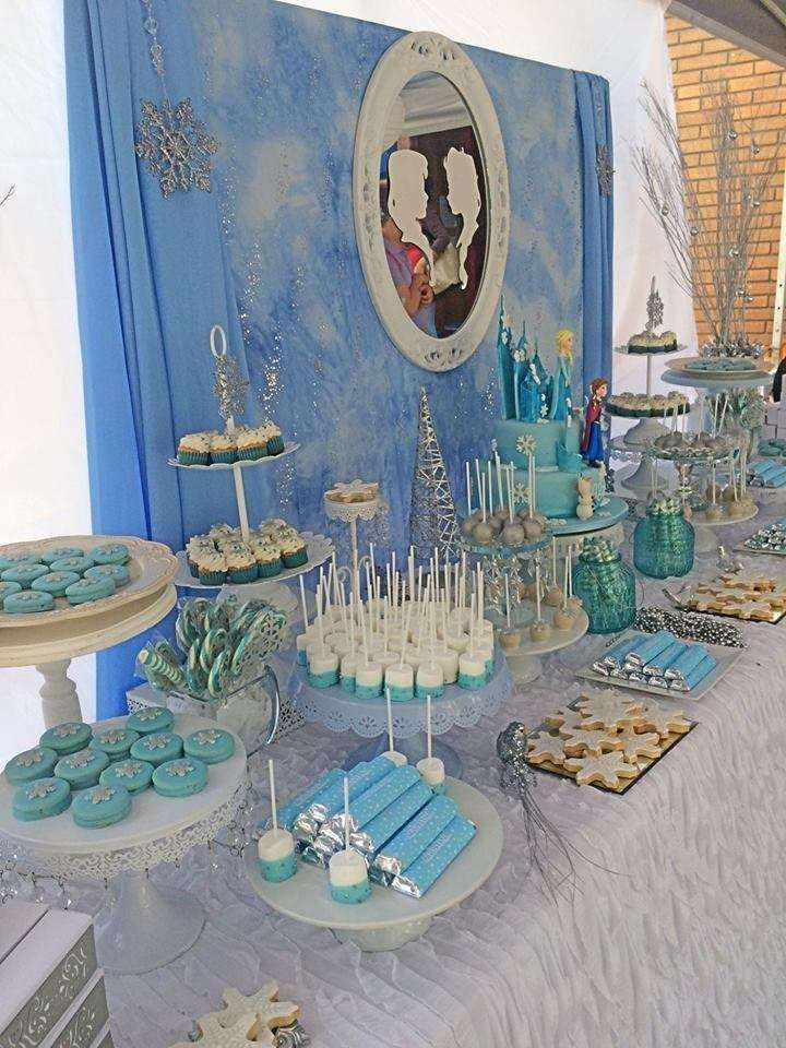 Frozen Party Birthday Party Ideas Frozen Birthday Party