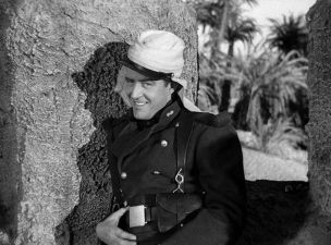 Image result for ray milland in beau geste