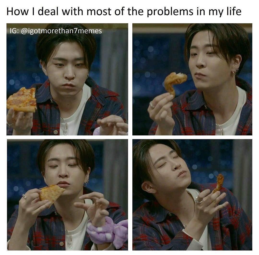 1 546 Likes 8 Comments Got7 Memes Ongoing Ga Got7 Memes On Instagram Food Is Life Igotmorethan7memes Tags Got Got7 Funny Got7 Meme Got7