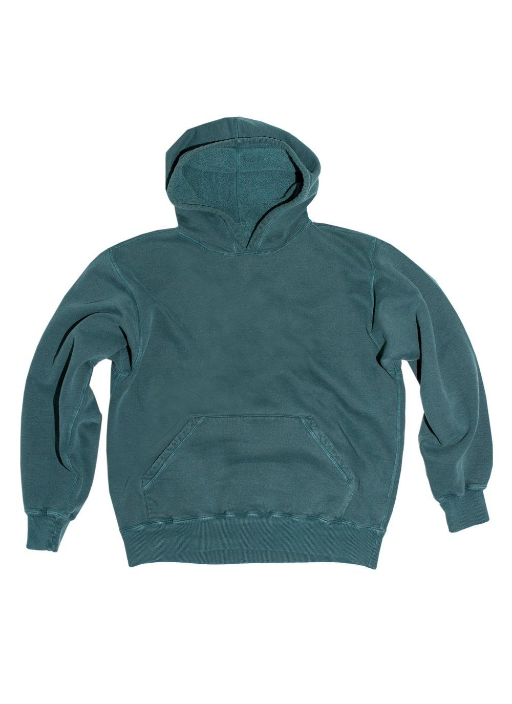 af1f0dfa REVERSIBLE WARM UP HOODIE - Washed Green — COLE BUXTON | Style ...