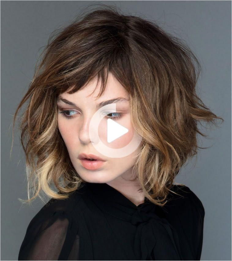 47 Easy Short Hairstyles For Fine Hair 2020 2021 Wavy Bob Hairstyles Messy Mediu 47 Easy In 2020 Wavy Bob Hairstyles Short Hair Styles Short Hair Styles Easy