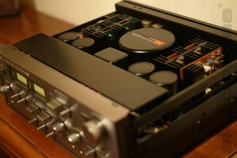 Sony TA-F7B | Audiophilia: Sony | Hifi audio, Audio room ...