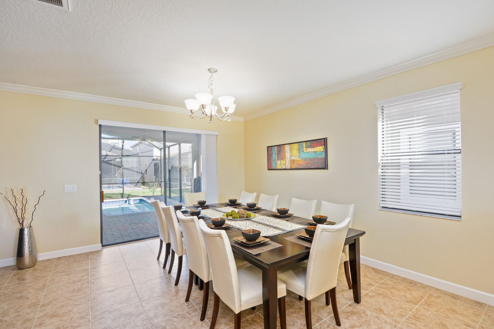 EC9103- Five Star Vacation Homes-Champions Gate: Dining Area