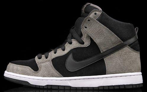 8ee3eed84fb Nike SB Dunk High - Pro Clay Black-White