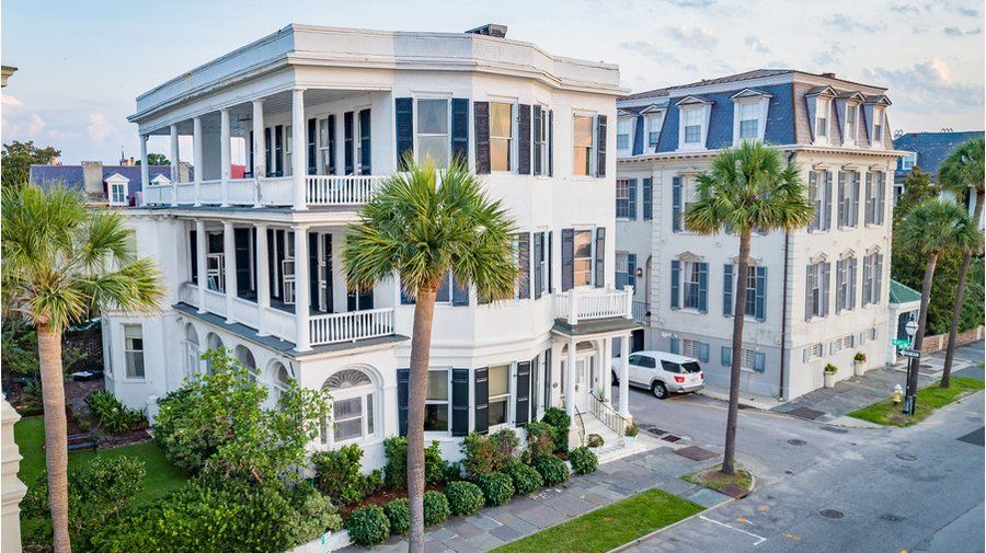 Tour One of the Oldest Homes on Charleston's Famed East