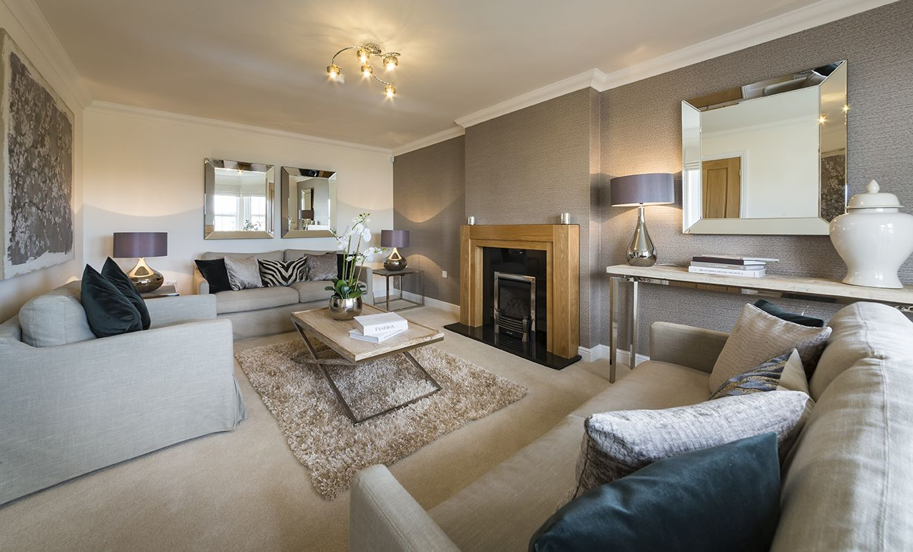 The Silks New Build Houses For Sale Galgate Home House Styles