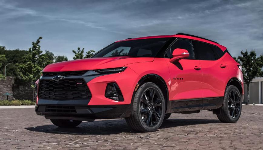 2019 Chevrolet Blazer Price Concept Redesign Dengan Gambar