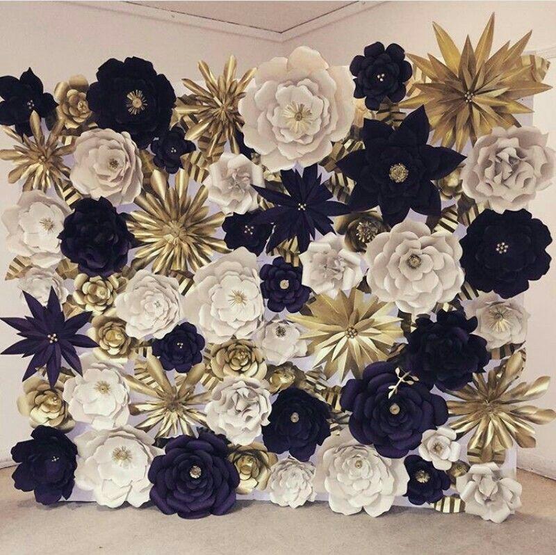 Paper flowers … | Pinteres…