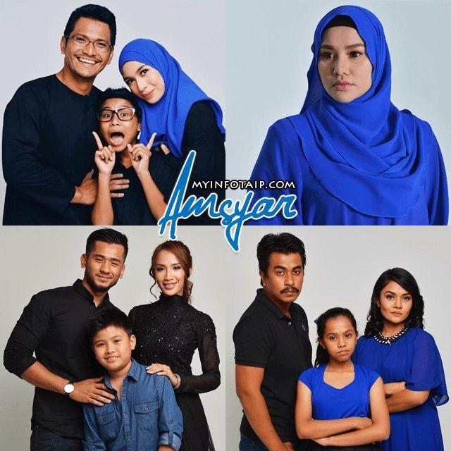 Sinopsis Amsyar Tv9 Drama Terbaru Yang Menggantikan