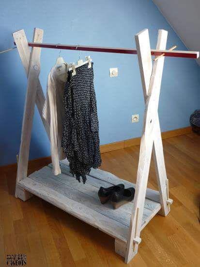 Comment créer des meubles avec des palettes en bois Diy decoration