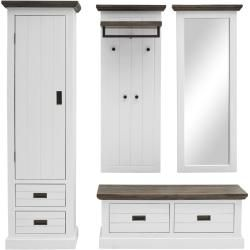 Photo of Cloakroom cupboards & hall cupboards