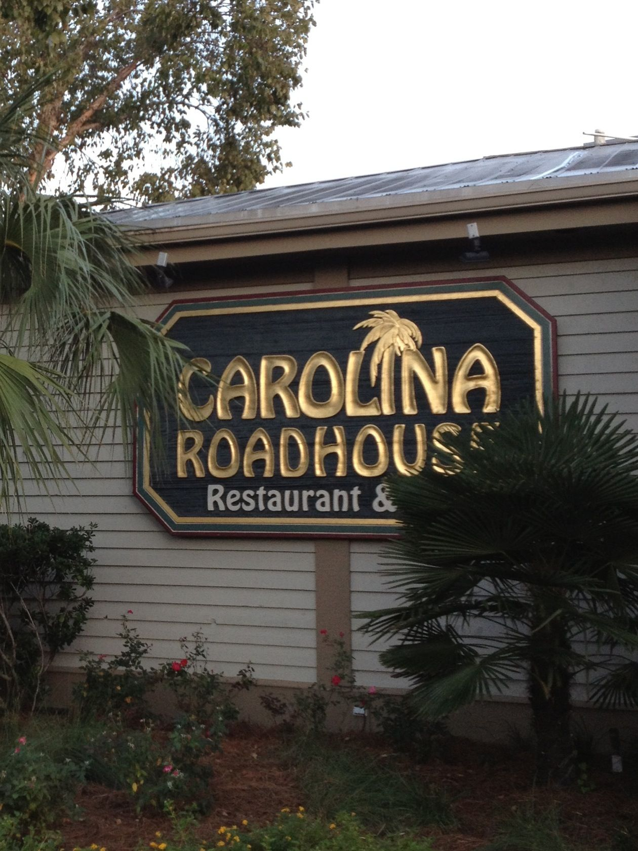 Carolina roadhouse my favorite restaurant with images