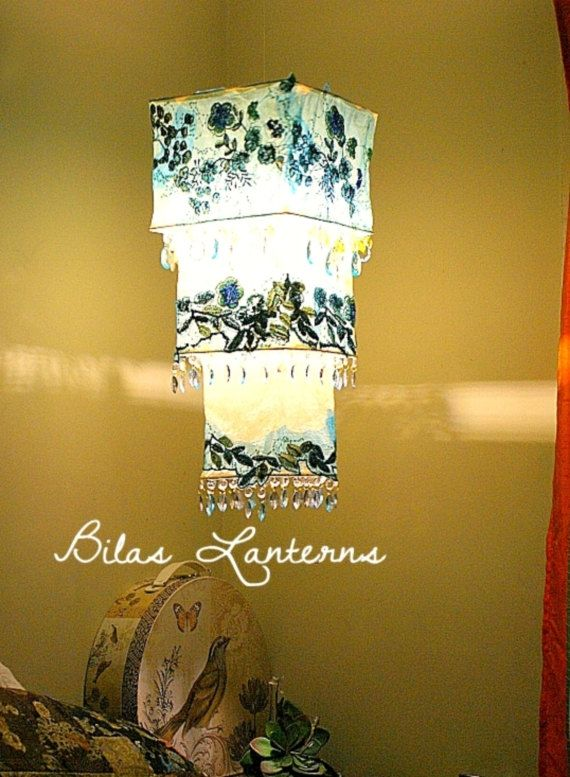 Long lasting Light Source included with this by BilasLanterns, $170.00