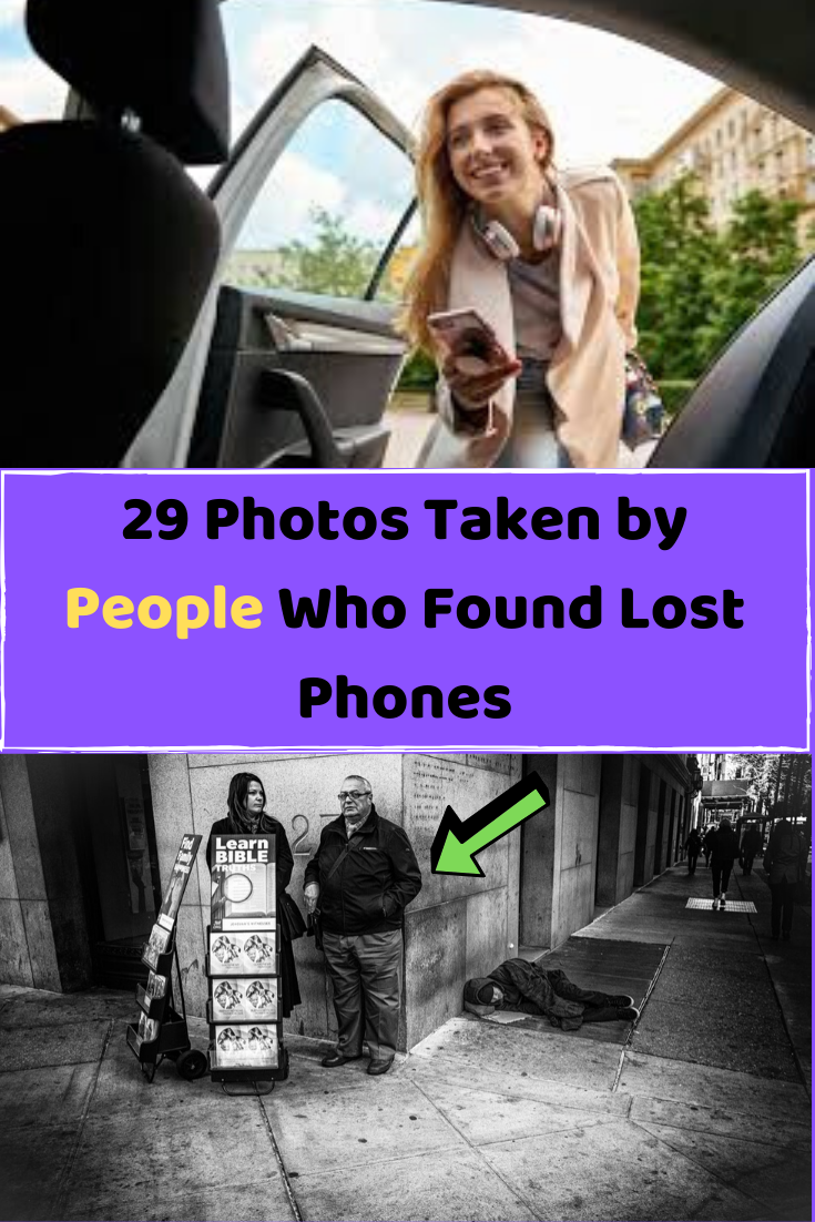 Phone Taken Halloween 2020 29 Photos Taken by People Who Found Lost Phones | Viral pins