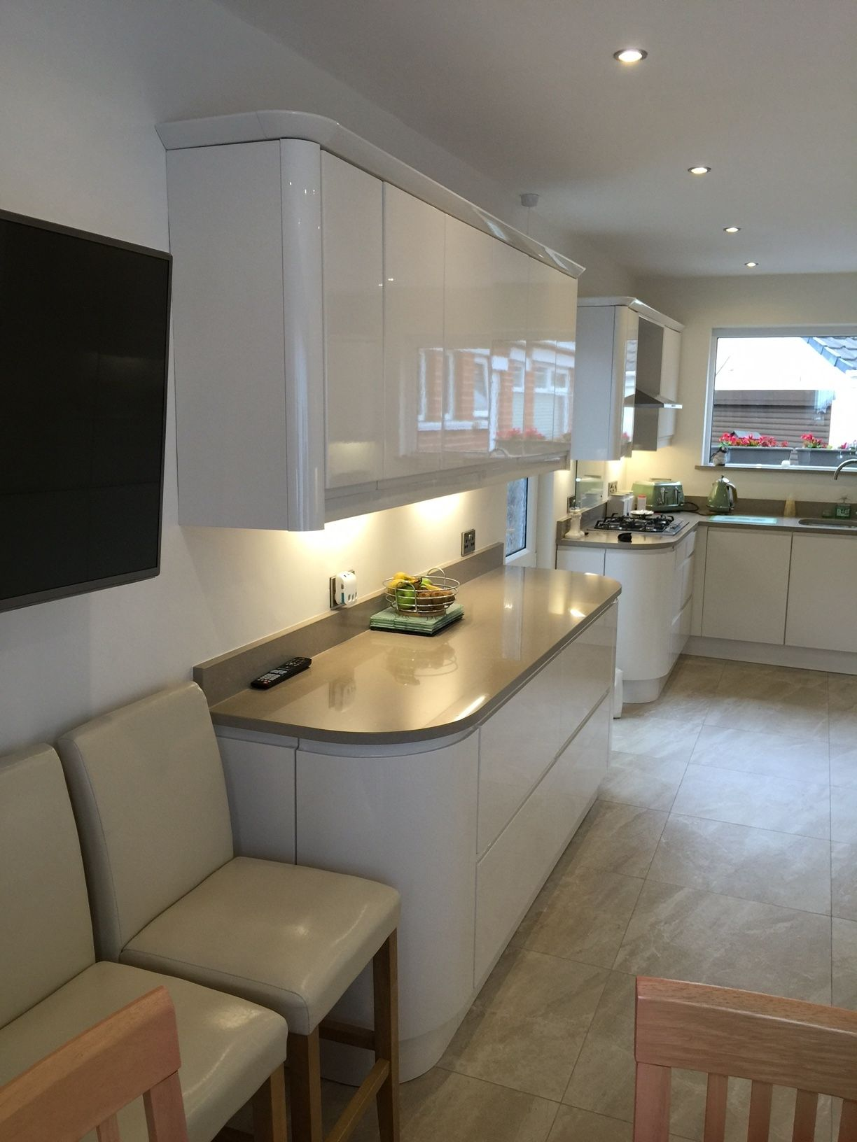 Pin by Kitchens Direct NI on Customer Kitchens in 2020