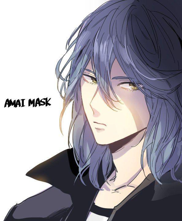 One Punch Man Amai Sweet Mask