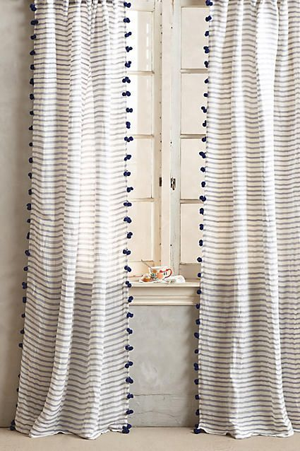 10 Ideas How To Make Diy Curtains Tassel Curtains Diy Curtains
