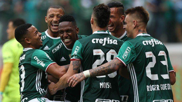 Palmeiras Flamengo e Atlético-MG abrem vantagem em rodada dos mandantes - iG Esporte