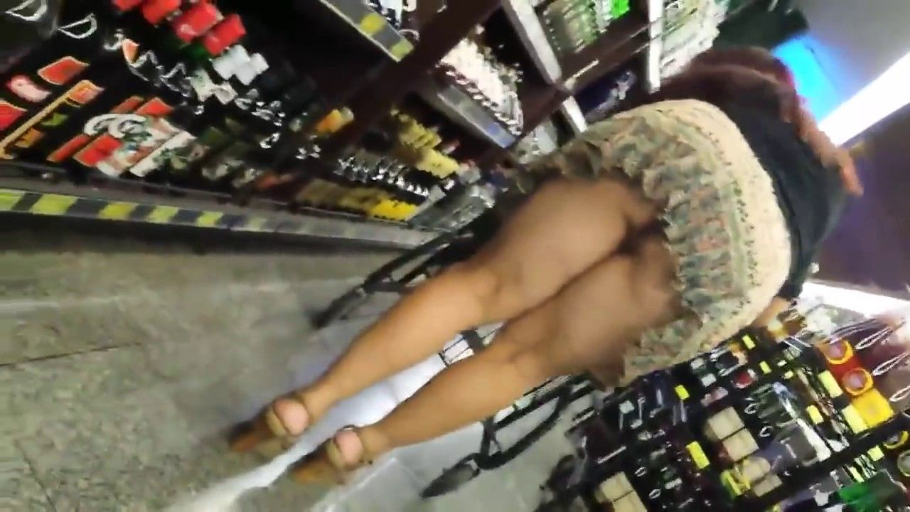 Big ass shopping