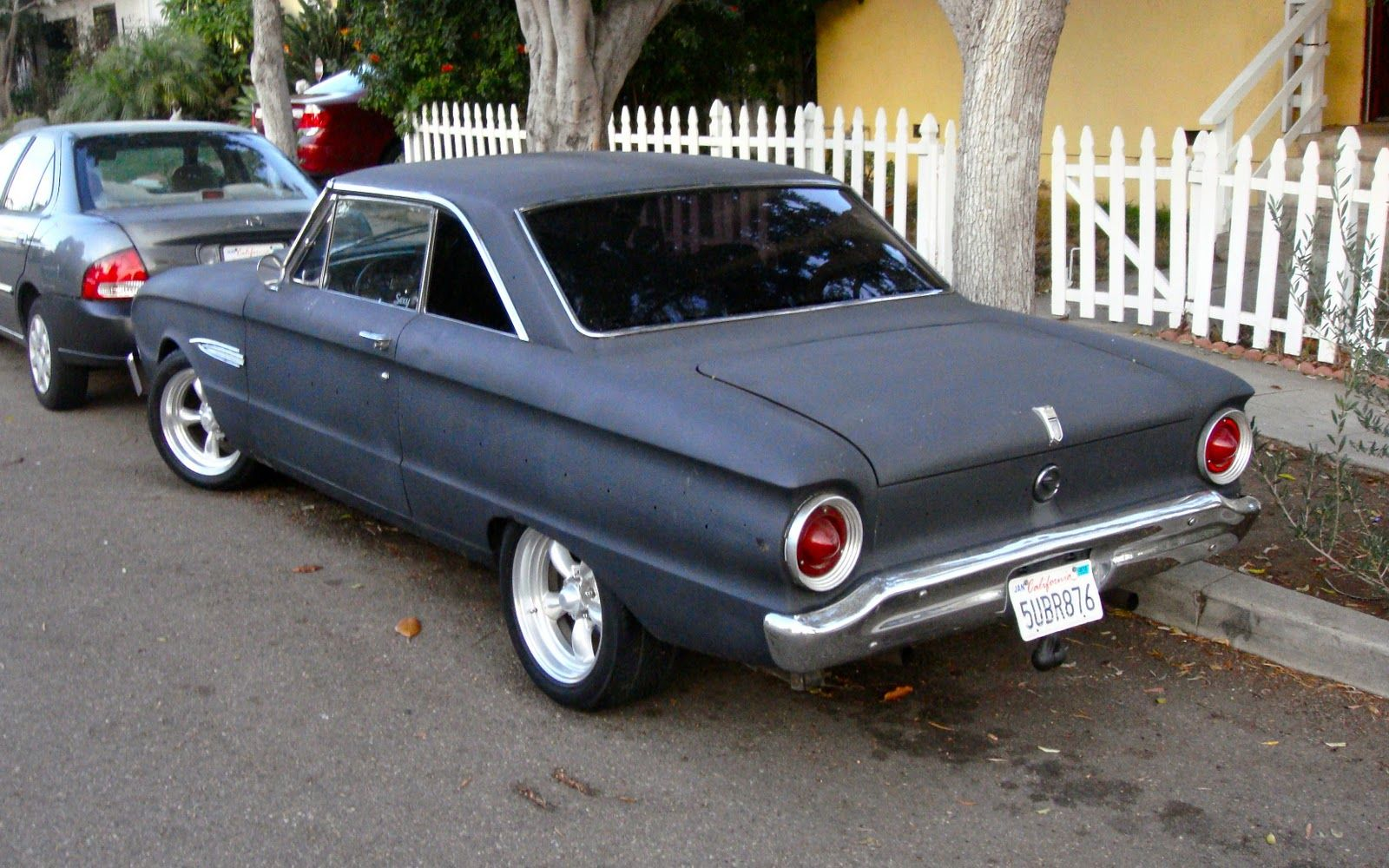 1961 ford falcon for sale racingjunk classifieds - The Street Peep 1963 Ford Falcon Futura Coupe
