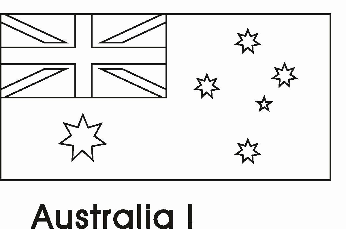Australian Flag Coloring Sheet Luxury Flag Coloring Template Terracesheet In 2020 Flag Coloring Pages Coloring Pages Australia Flag