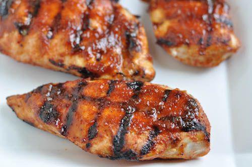 BBQ-Cola Chicken-  http://www.therecipestore.com/category/chicken-recipes/ #chickenrecipe