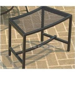 Details About Set Of 2 Metal Fire Pit Benches Outdoor Patio