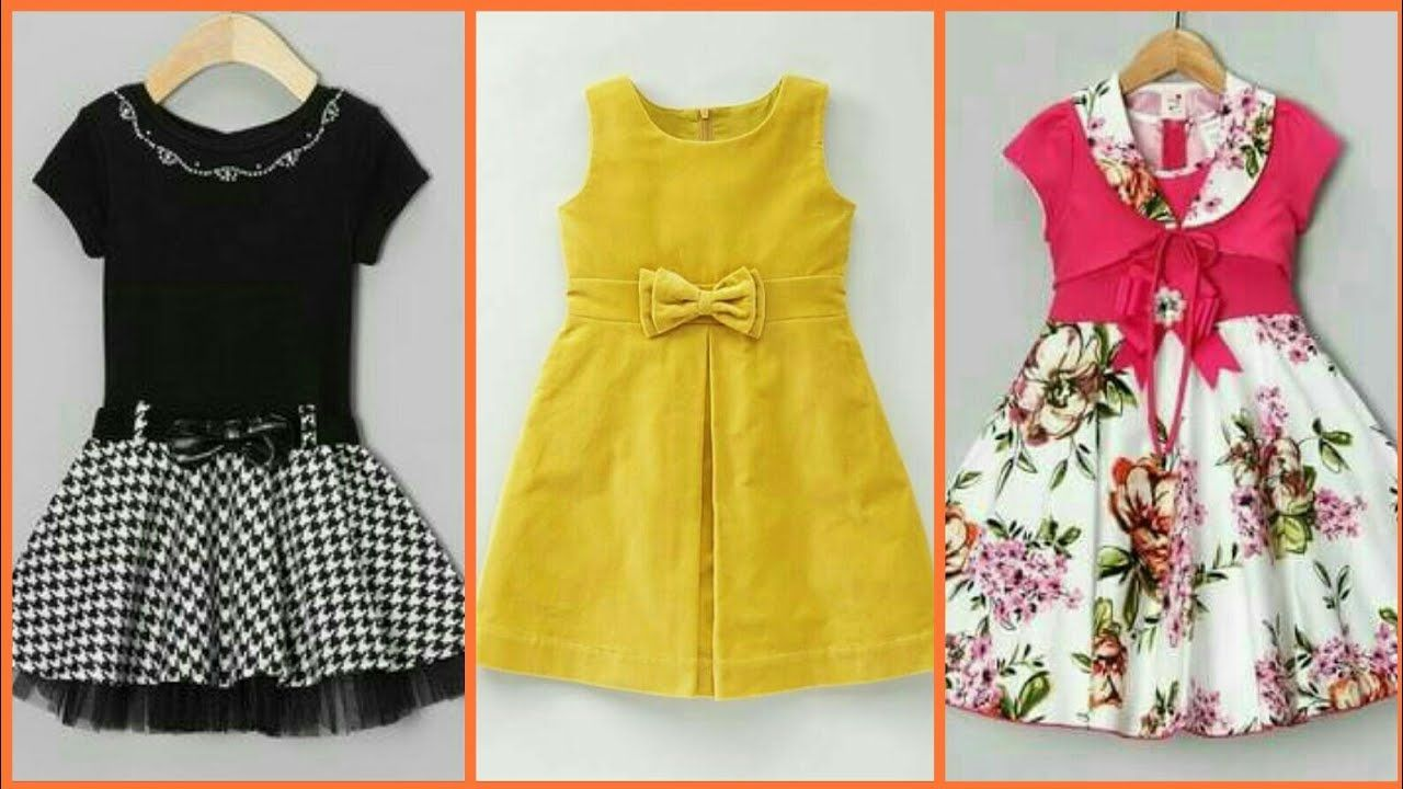 3cdb3ef19b70 Kids Dresses  Frocks Designs Ideas - Simple Easy   Classy - Easy To ...