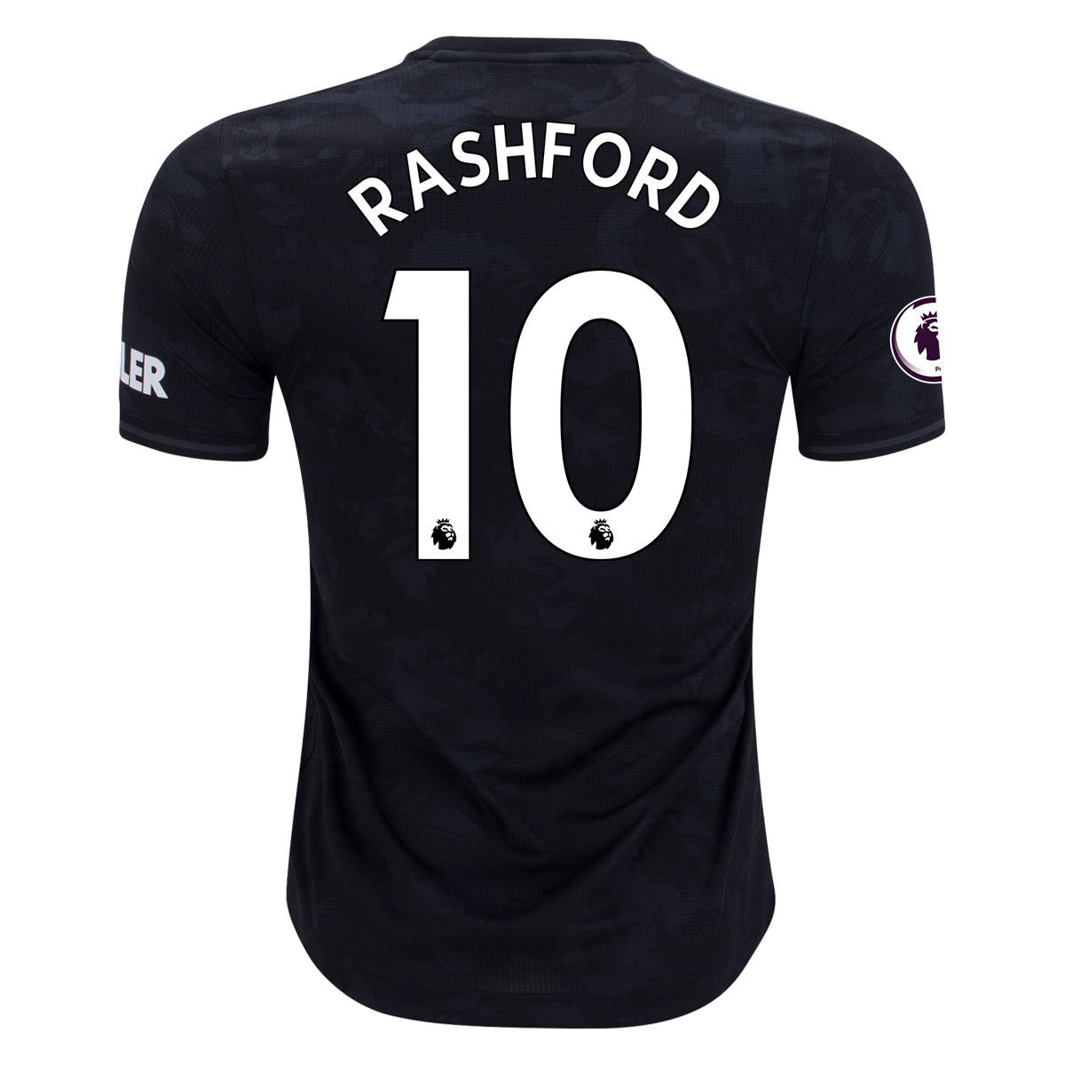 Adidas Marcus Rashford Manchester United Authentic Third Jersey 19 20 2xl In 2020 World Soccer Shop Manchester United The Unit