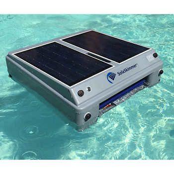 Solaskimmer Solar Robotic Pool Skimmer Pool Skimmer