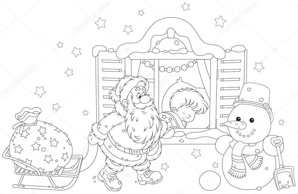 Noel Baba Boyama Sayfasi Ile Ilgili Gorsel Sonucu Noel Baba