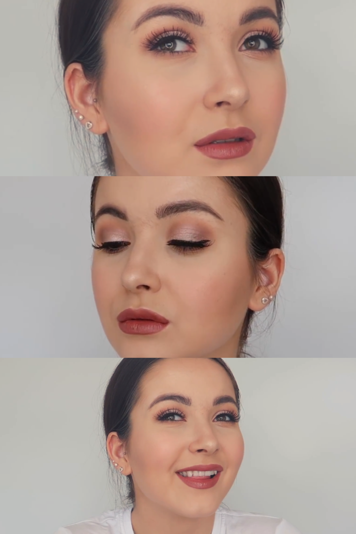 Graduation Makeup Look Graduation Look Makeup Graduation Makeup College Graduation Makeup