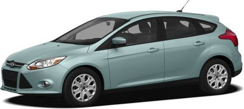 2012 Ford Focus Recalls