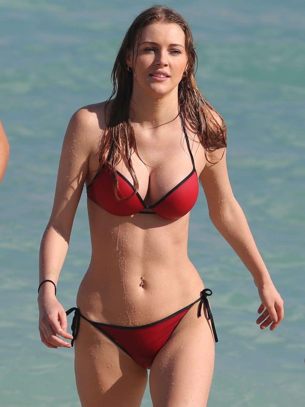 Perfect bikini wome