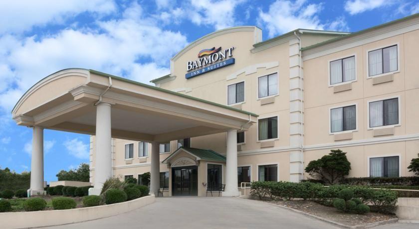 Baymont inn suites houston intercontinental airport