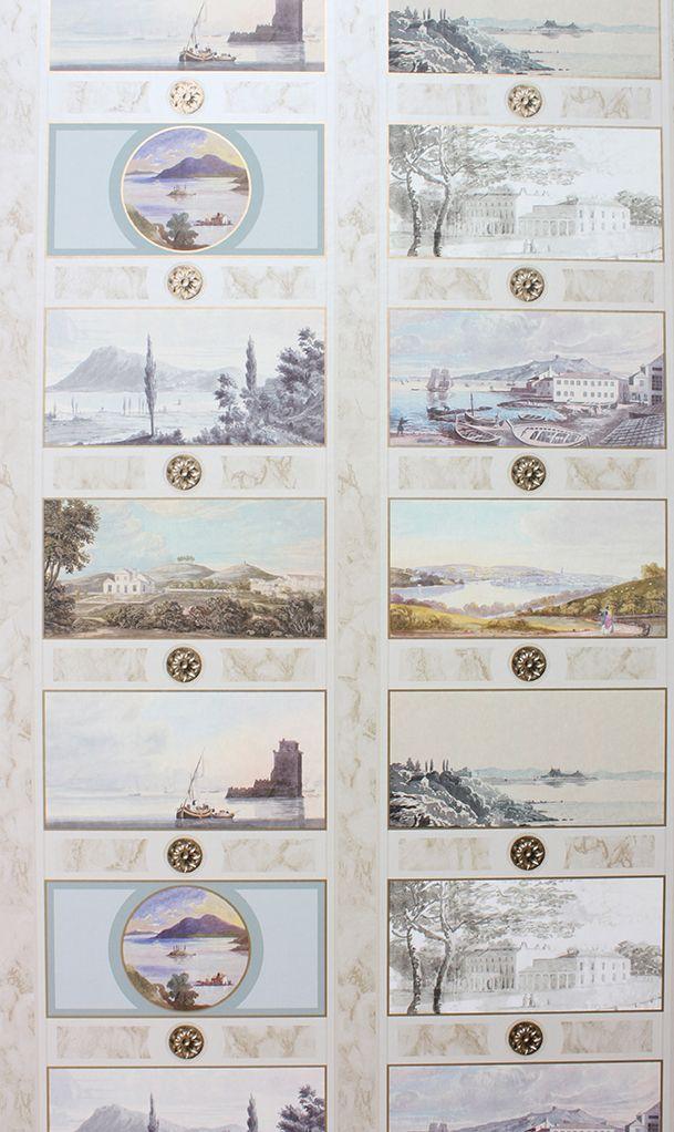 Nina Campbell Wallpaper Keightleys Folio | TM Interiors Limited