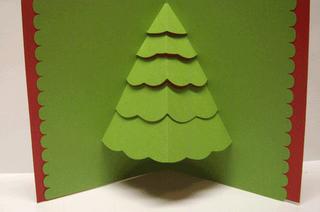 Pop Uo Christmas Tree Card Zip File Shared From Box Pop Up Card Templates Christmas Pops Christmas Tree Cards