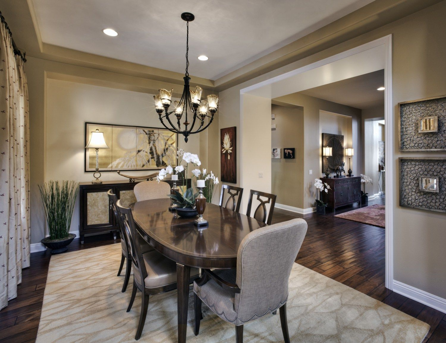 Simple Tips To Renovate Your Dining Area With 2017 Trends  Dining Inspiration Trends In Dining Rooms Decorating Inspiration