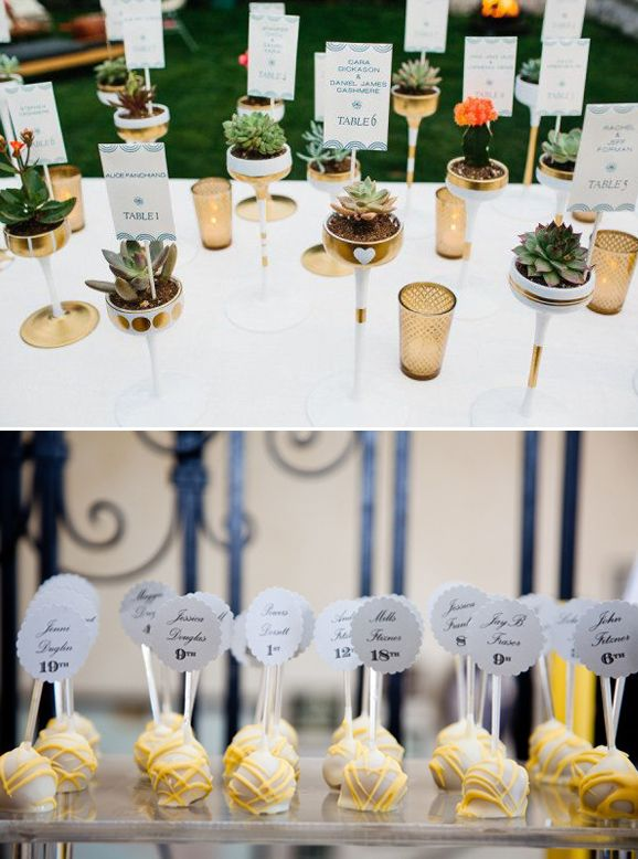 los seating plan ms originales para tu boda