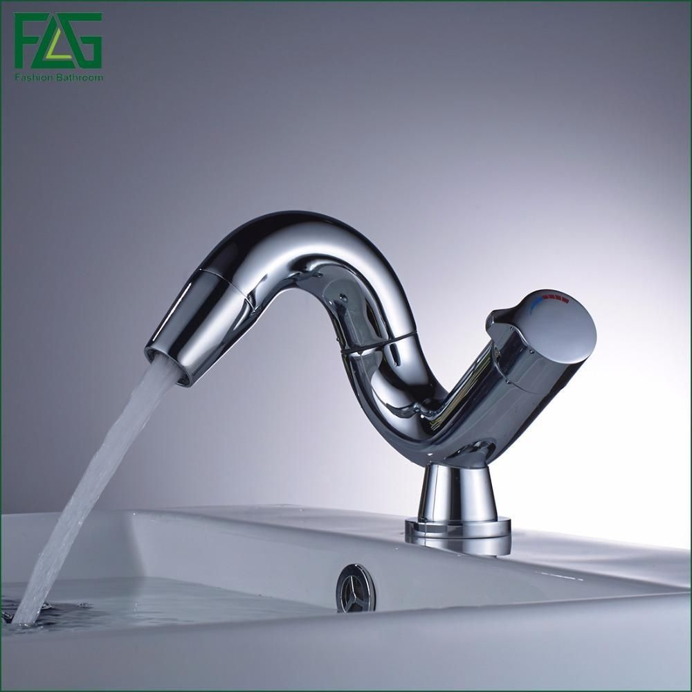 Flg Special Style Basin Faucet Fashion Bathroom Faucet Tap