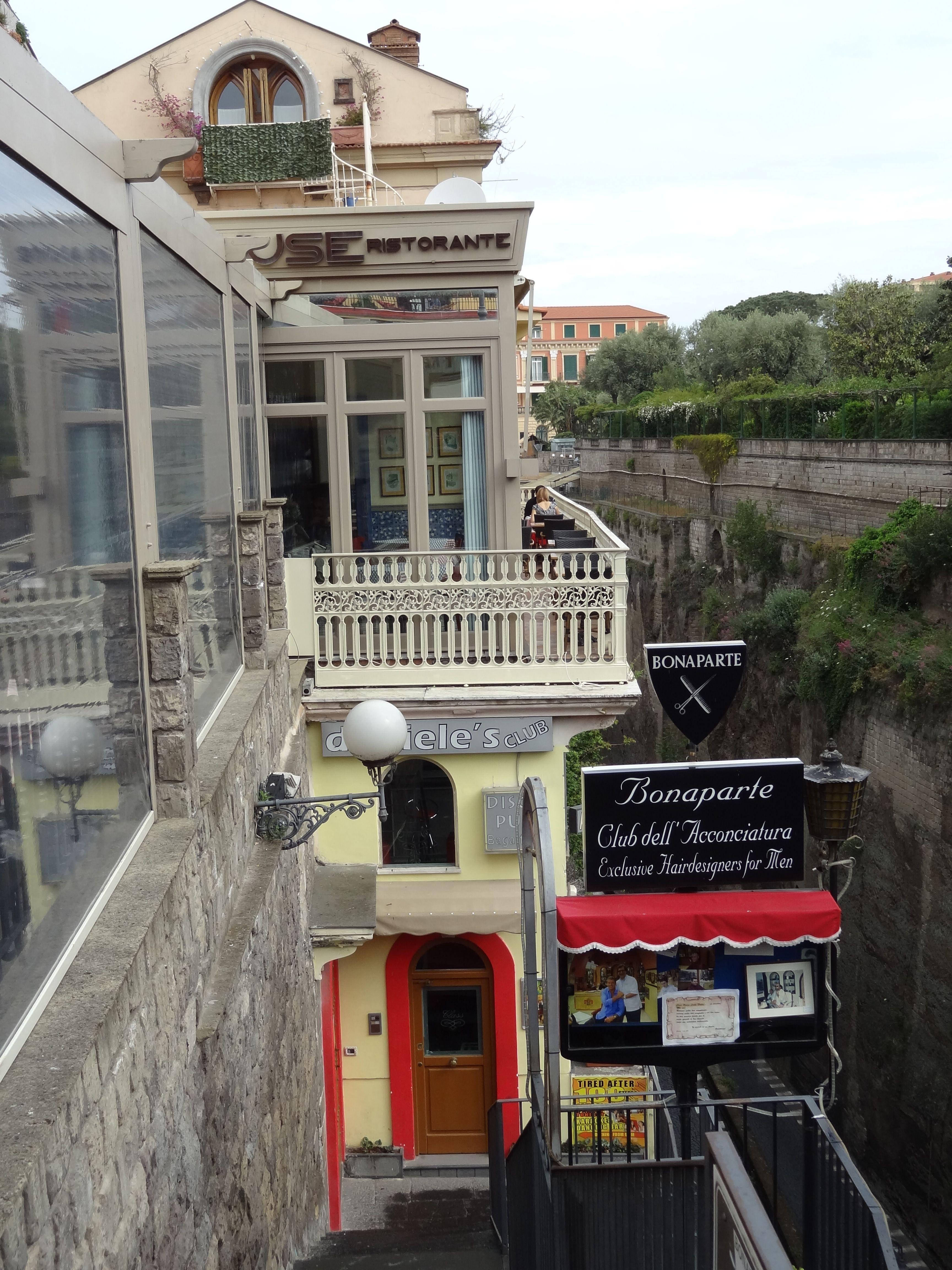 Sorrento, Italy- very beautiful.