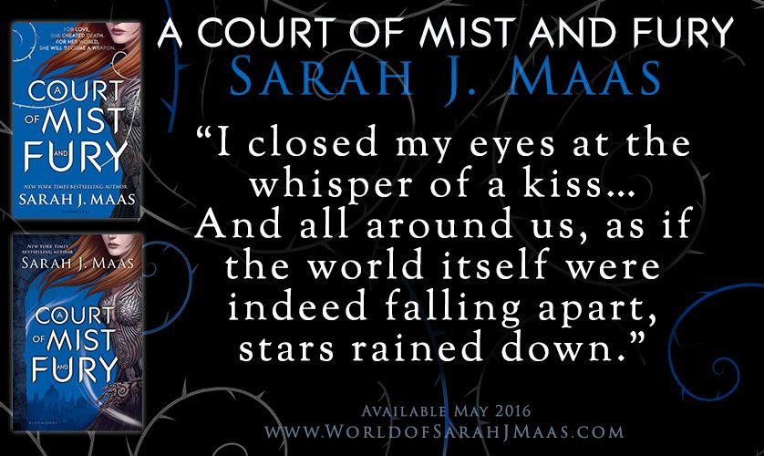 Quote From Acourtofmistandfury By Sarah J Maas A Court Of Mist