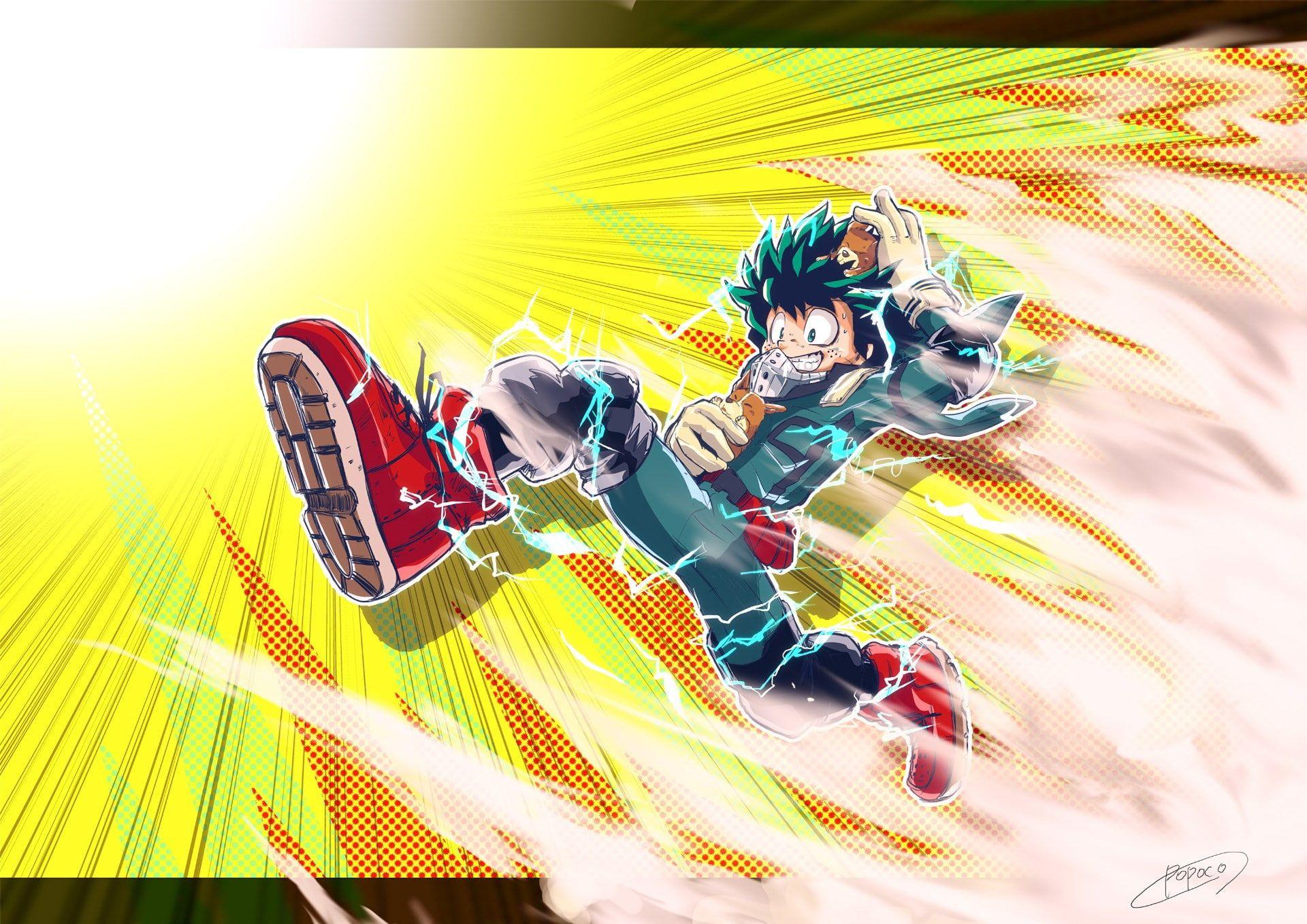 HD wallpaper: boku no hero academia