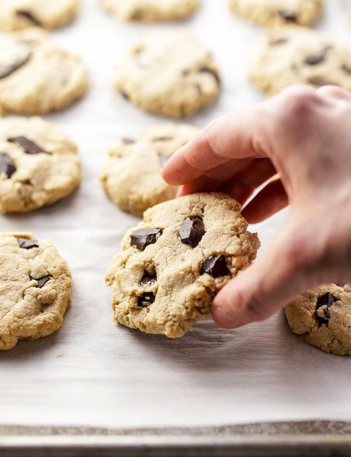 Almond Flour Cookies (with NO eggs!) | Detoxinista