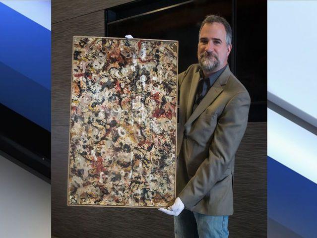 یک تابلوی 15 میلیون دلاری از �جکسون پولاک� چوب حراج می خورد - نیک زی