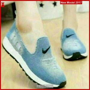 Fids057 Sepatu Wanita Kets Spon Elizabeth Sepatu Wanita Flat